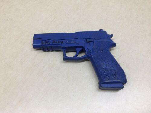 Rings Blue Sig Sauer P220 45 Auto Training Hand Gun
