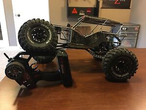 Axial wrath brushless RC