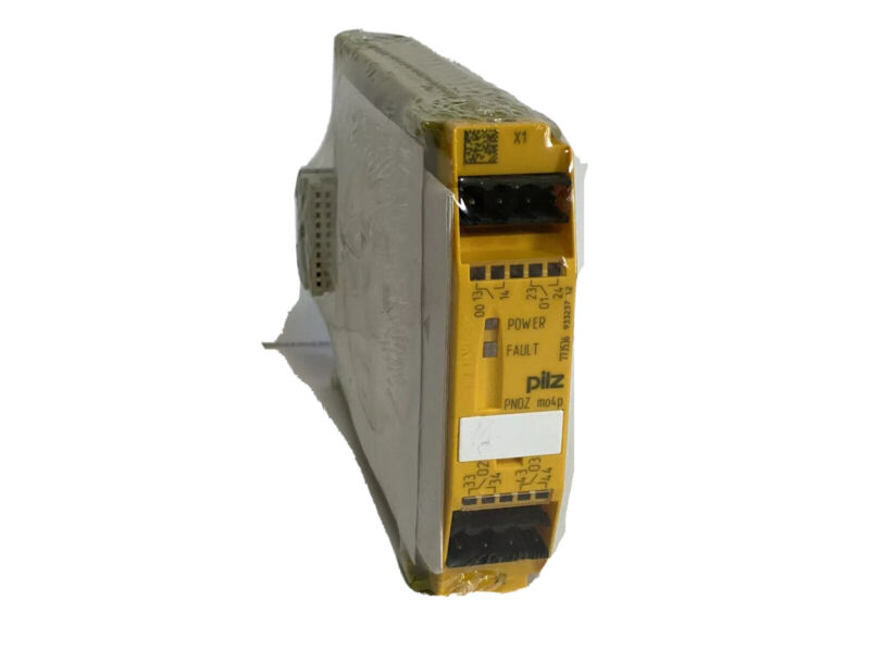 Pilz PNOZ mo4p 773536 Safety Relay Expansion Module