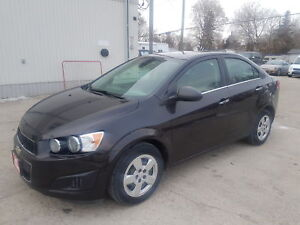 2013 Chevrolet Sonic LT **REDUCED TO $7498**