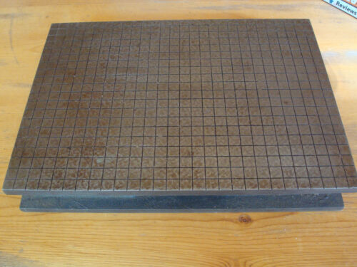 "Challenge Machinary Lapping Plate & Layout Surface USA! 14""x10"" Grand Haven MI"