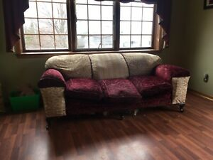 Free old couch