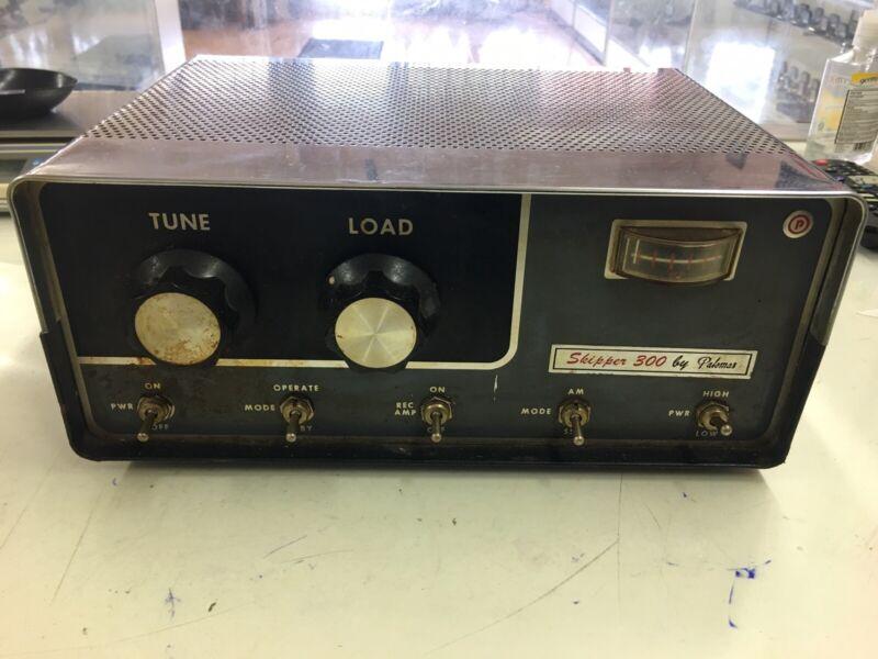 Palomar Skipper 300 Ham Radio Linear Amplifier
