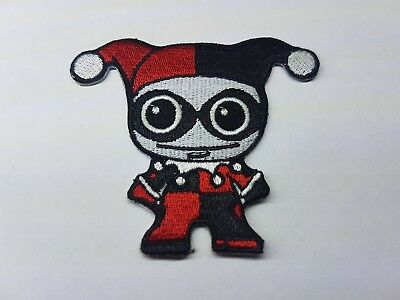 Harley Quinn Baby (Quality Iron/Sew on Harley Quinn Patch baby joker batman DC Comics suicide squad)