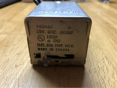 Honeywell 40003916-047 V4044a Zone Valve Replacement Powerhead 120v Compatible