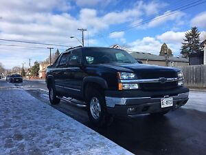 Avalanche 4x4  - Runs Excellent - Certified & Etested