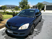 Mitsubishi Lancer ES 2003 Wellard Kwinana Area Preview