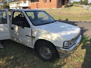 Holden rodeo 1997 model 6week rego Liverpool Liverpool Area Preview