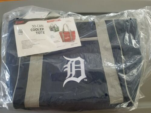 Detroit Tigers 30 Can Cooler Tote- NWT