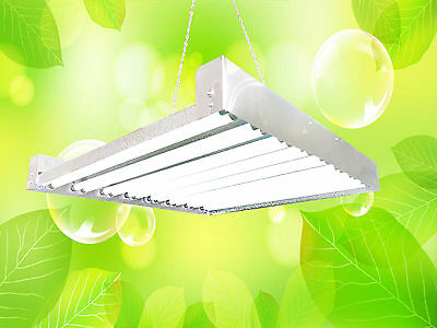 DUROLUX T5 HO GROW LIGHT - 2 FT 16 BULBS DL8216 FLUORESCENT HYDROPONIC BLOOM VEG, used for sale  Covina