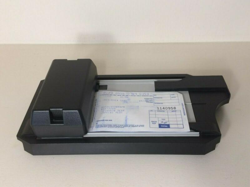 Addressograph Bartizan Manual Credit Card Imprint Machines Model 4850 -New