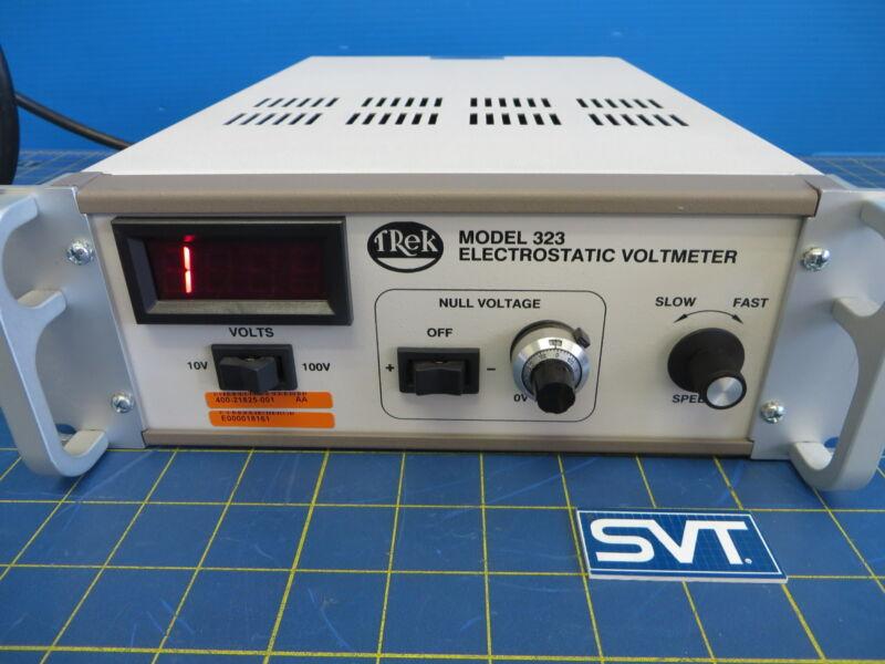 Trek Model 323 Electrostatic Voltmeter