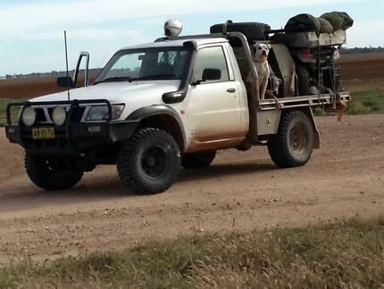 2001 Nissan Patrol Boggabri Narrabri Area Preview