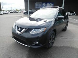 2016 Nissan Rogue SV, AWD, CAMERA, TOIT, MAGS, A/C, CRUISE, BLUE