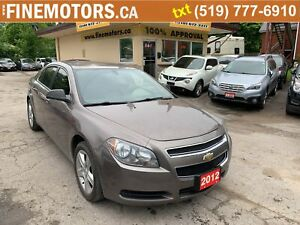 2012 Chevrolet Malibu LS/Set Of Summer Tires With Rims Included