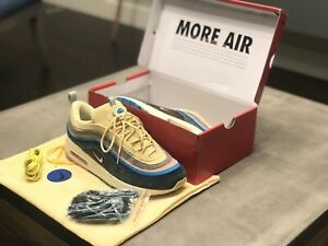 premium selection f4553 6b985 NIKE AIR MAX 1 97  SEAN WOTHERSPOON
