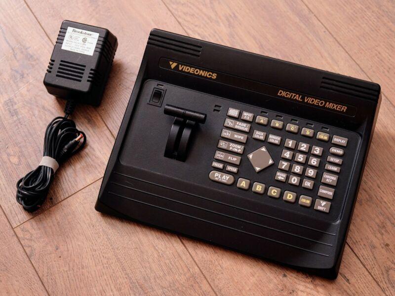Videonics MX-1 Digital Video Mixer (Tested!)