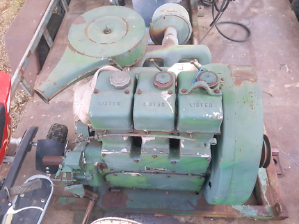 Wanted: Lister diesel water pump,