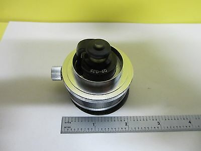Microscope Part Nikon Japan Condenser Optics As Is Bint8-10