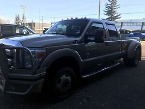2011  f350 lariat dually