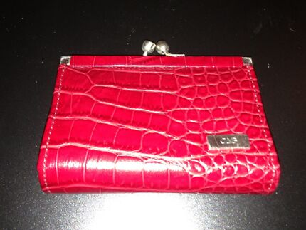 Red Jag coin purse  Rivervale Belmont Area Preview