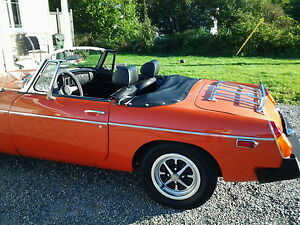 MGB REDUCED WILL CONSIDER REASONABLE OFFER!