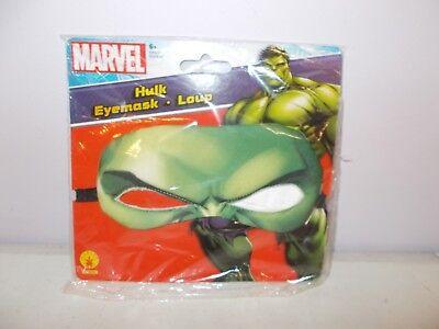 New Rubie's Marvel Hulk Eye Mask