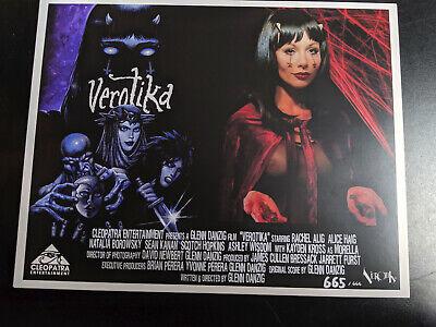 VEROTIKA - Throwback 70's Style LOBBY CARDS LTD Edition 1-666 Danzig Horror