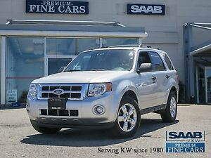 2011 Ford Escape XLT  Heated Leather / Power Sunroof