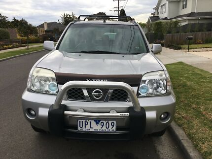 2006 Nissan X-trail Ti (4x4) 4d Wagon Airport West Moonee Valley Preview