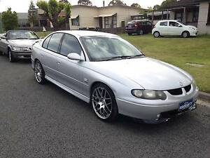 2002 Holden Commodore SS Sedan V8  3M REGO+3YR WARRANTY+1YR RSA Ingleburn Campbelltown Area Preview