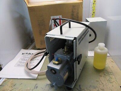Ulvac G-10da Vacuum Pump 12lmin 1.3pa 115v 4t-2