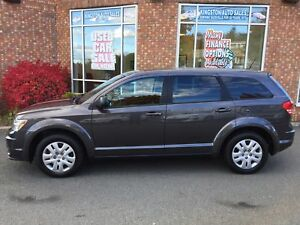 2014 Dodge Journey Canada's Value Package
