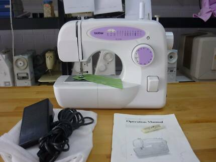 Brother NS40 Sewing Machine With Trundle Bag Sewing Machines Adorable Brother Xl 2230 Sewing Machine