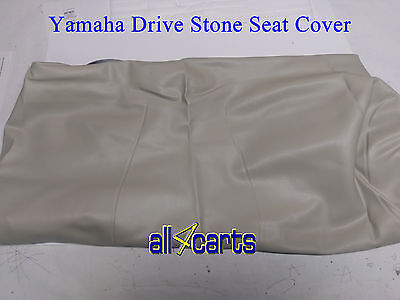 Yamaha Drive Golf Cart Seat Back Cover Stone | 2007 up | G29 | YDR