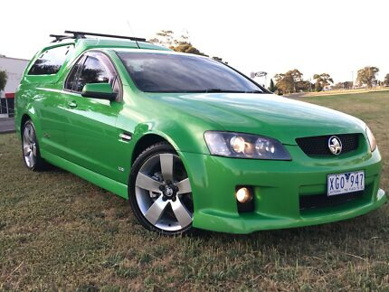 Holden ssv Ute 6speed manual in excellent condition