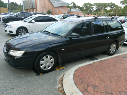 Holden commodore  wagon 2006 low km