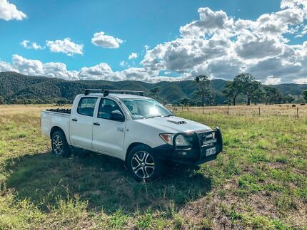 2008 Toyota Hilux SR Dual Cab 2WD Kambah Tuggeranong Preview