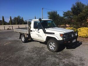 2003 Toyota LandCruiser Ute Cowell Franklin Harbour Preview