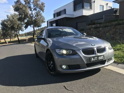 2008 BMW 325i E92 Auto MY08 coupe South Morang Whittlesea Area Preview