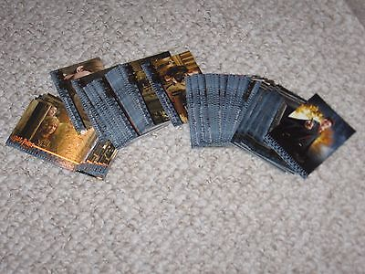 Harry Potter Half Blood Prince Base Set 90 Trading Card Set Complete