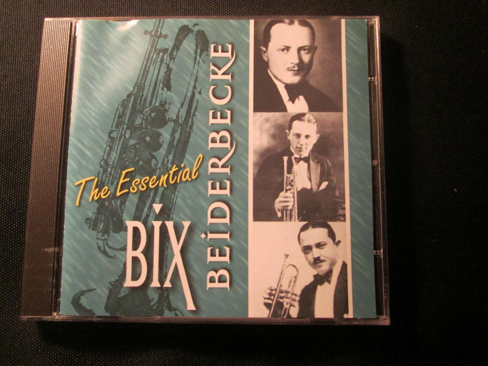 ESSENTIAL BIX BEIDERBECKE CD 20s Jazz NICE CLEAN COPY - $12.99