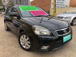 2010 Kia Rio SPORTS 5Door Hatchback Full power options Sporty Granville Parramatta Area Preview