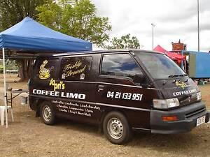 COFFEE VAN - 2003 Mitsubishi Express Van/Minivan Gatton Lockyer Valley Preview