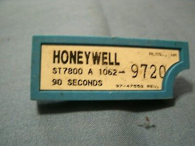 Honeywell St7800 A 1013 Fixed 90 Sec. Purge Timer Used W Free Shipping