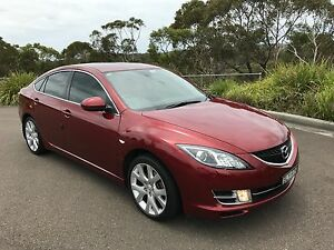 2009 Mazda6 Luxury Sports Hatchback Frenchs Forest Warringah Area Preview