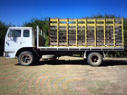 International ACCO Truck Toogoolawah Somerset Area Preview