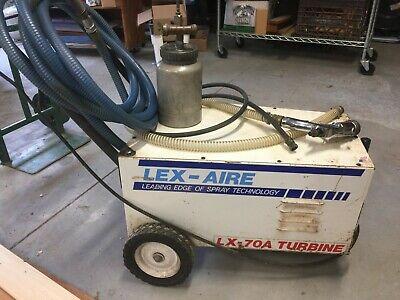 Lex-aire Hvlp Paint Sprayer Lx 70a
