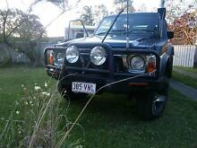 1990 Nissan Patrol GQ WAGON, 4.2 TURBO DIESEL ,MANY EXTRAS$$$$$$ Parkwood Gold Coast City Preview