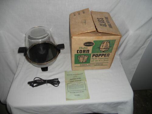 Robeson 4 Quart Dome Electric Corn Popper in Original box
